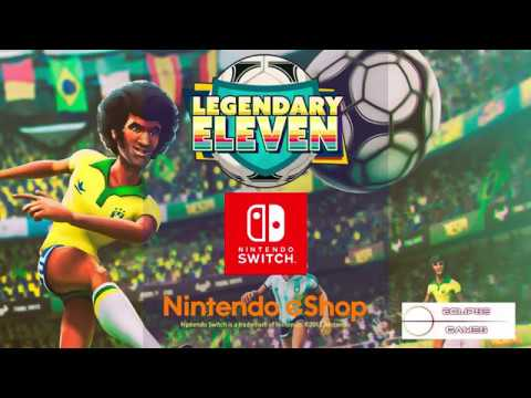 Legendary Eleven Heads To Switch On June 8